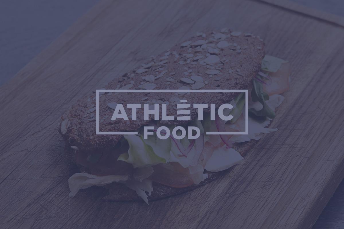 Логотип Athletic Food