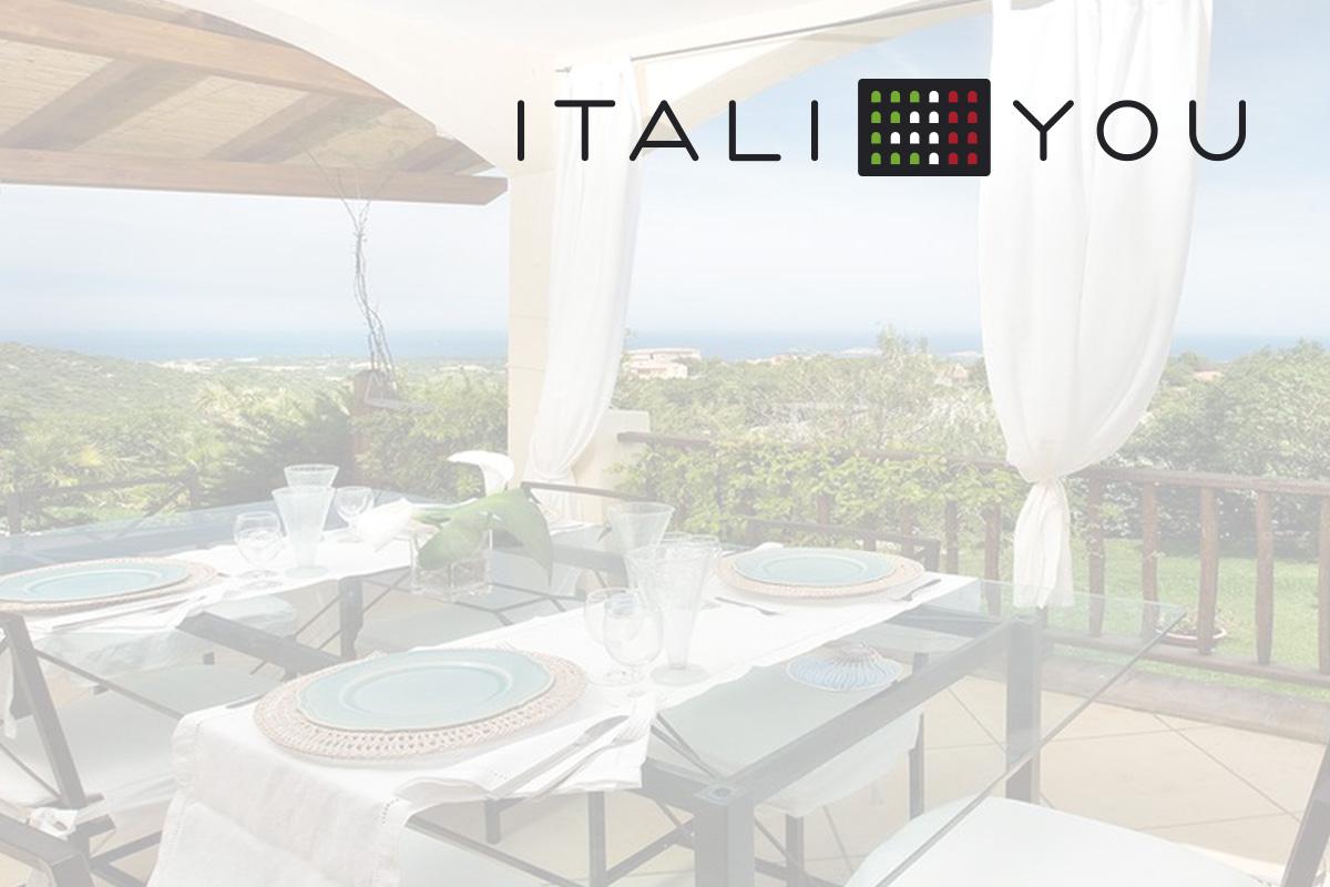 Логотип агентства недвижимости в Италии